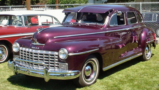 Photo of 1948 Dodge Deluxe Street Rod