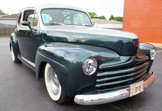 Photo of 1948 Ford All Ford Street Rod