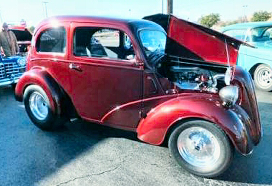 Photo of 1948 Ford Anglia All Steel All Ford Street Rod