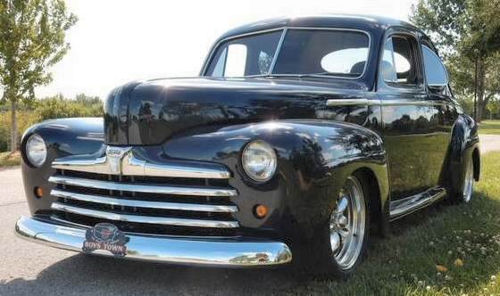 Photo of 1948 Ford Business Coupe Street Rod