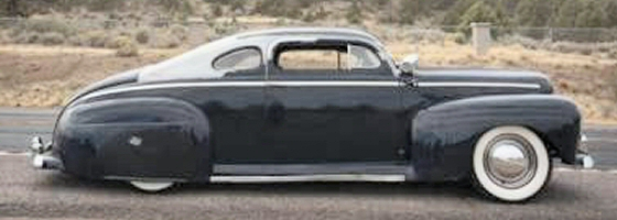 Photo of 1948 Ford Custom Street Rod