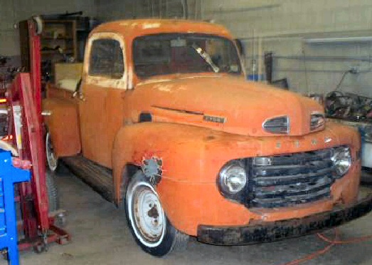 1948 Ford F1 pickup Truck 1948 FORD F1 Pickup Truck RUNS AND DRIVES. Mariateresa s blog  OFF everything sale Here 39s a little peek at