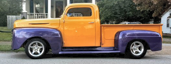 Photo of 1948 Ford F1 Streetrod Pickup Truck