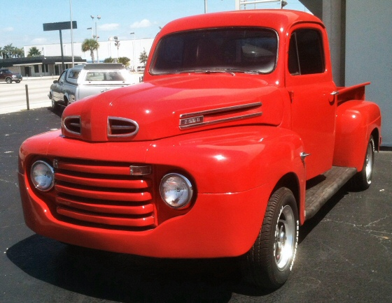 Photo of   1948 Ford Pick Up Street Rod