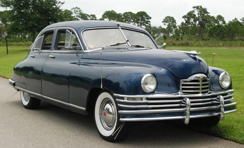 Packard 1948 Html Autos Post