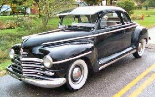 1948 plymouth special deluxe coupe. Black Bedroom Furniture Sets. Home Design Ideas