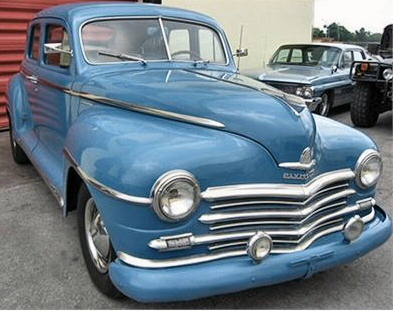 1948 Plymouth Street Rod