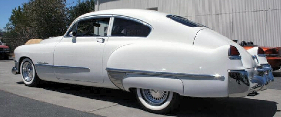 Photo of 1949 Cadillac Sedanette