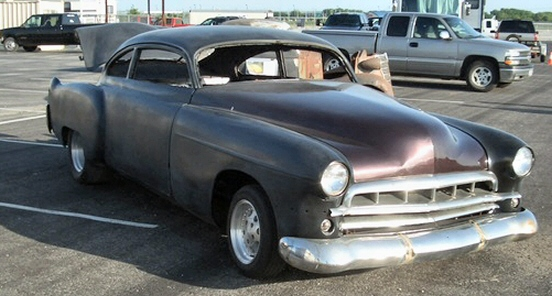 Photo of 1949 Cadillac Sedanette 2 Door Project Car
