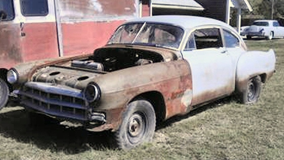 Photo of 1949 Cadillac Sedanette Project
