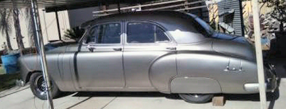 Photo of 1949 Chevy 4DR Sedan All Steel Restored Original