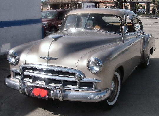 1949 Chevy Fleetline 4 DR