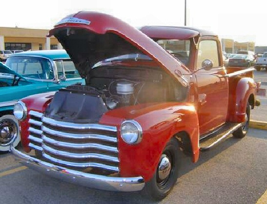 1949 Chevy Thriftmaster 1/2 ton Pick Up