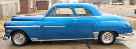 Photo of 1949 Chrysler Windsor 2 DR Sedan Street Rod