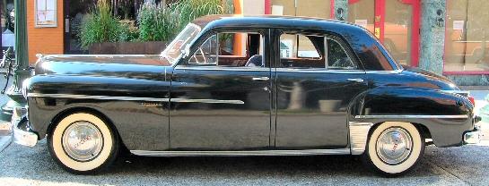 1949 Dodge Coronet Classic Automobiles