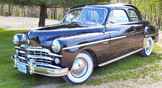 1949 Dodge Club Coupe Coronet