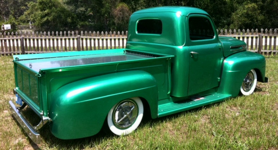 Photo of 1949 Ford F1 Pickup Street Rod