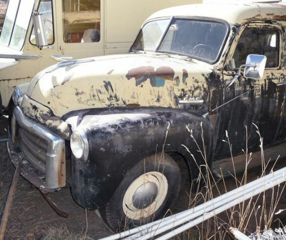 Photo of 1949 GMC Panel Truck Project