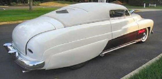 Photo of 1949 Mercury Lead Sled Chopped Coupe Custom