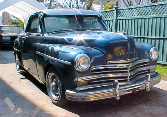 1949 plymouth 2 door. Black Bedroom Furniture Sets. Home Design Ideas