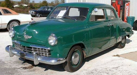 Photo ... & 1949 Studebaker Champion 4 Door Pictures to Pin on Pinterest ... Pezcame.Com