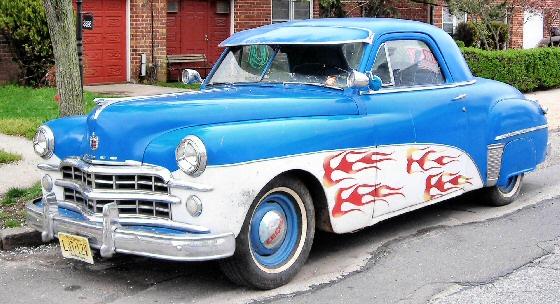 1949 dodge wayfarer coupe 2 door for 1949 dodge 2 door sedan