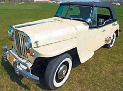 Craigslist Willys Jeepster Autos Post