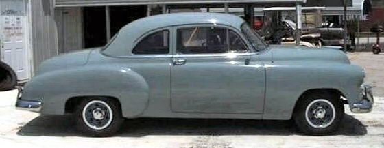 Photo of 1950 Chevy Coupe