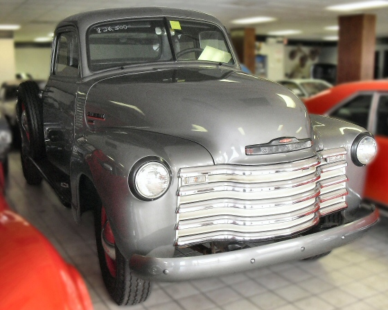 Photo of 1950 Chevrolet 3800 1 Ton Pickup Truck