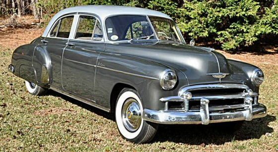 Photo of 1950 CHEVY 4 DOOR SEDAN ALL ORIGINAL