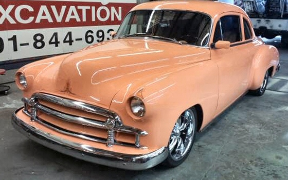 Photo of 1950 Chevrolet Coupe Street Rod