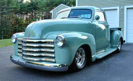 Photo of 1950 Chevy  Pickup Truck Street Rod