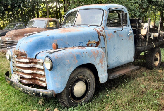 Photo of 1950 Chevrolet Series 3600 3/4 Ton Stake Bed Pickup Truck Project