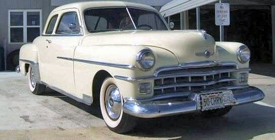 Photo of 1950 Chrysler Windsor Highlander Coupe