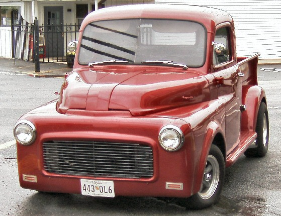 1950 Dodge Pickup Street Rod
