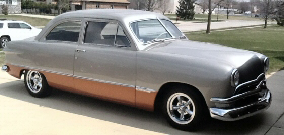 Photo of  1950 Ford 2DR Custom