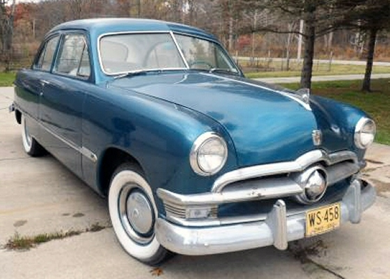 Photo of 1950 FORD TUDOR WITH OVERDRIVE