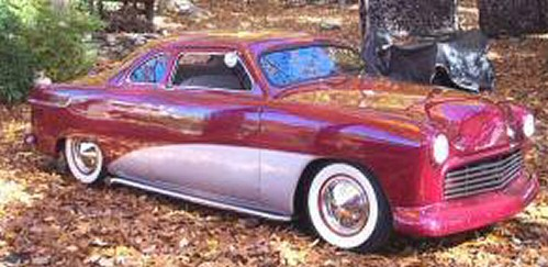 1950 Ford Coupe