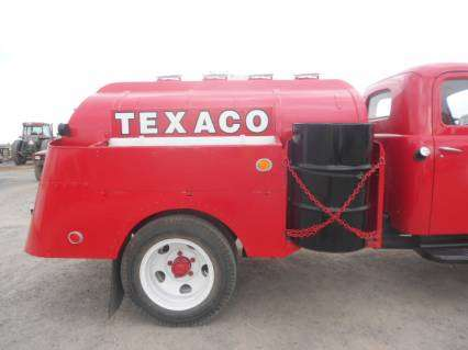 Photo of 1950 FORD TEXACO RARE GAS TANKER TRUCK