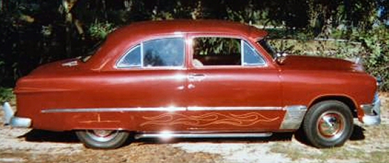 Photo of 1950 FORD TUDOR Street Rod