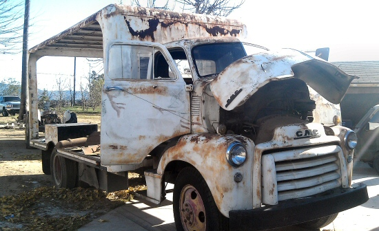 Photo of 1950 GMC COE Truck