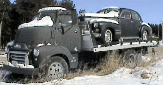 1950 GMC Cabover