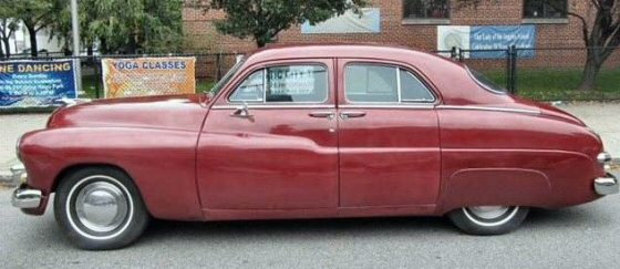 Photo of  1950 Mercury 4 Door Sedan Lead Sled