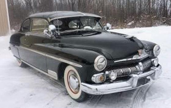 1950 mercury 2 door coupe totally original for 1950 mercury 2 door for sale