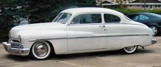 1950 mercury 2 door mild custom for 1950 mercury 2 door for sale