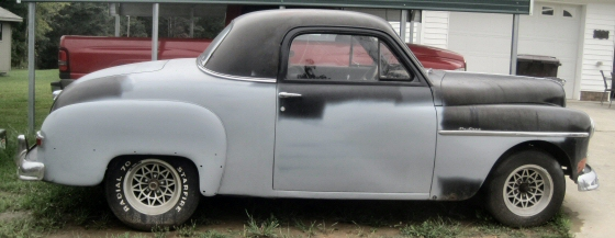 1950 plymouth 2dr 3 window coupe street rod for 1950 plymouth 3 window business coupe
