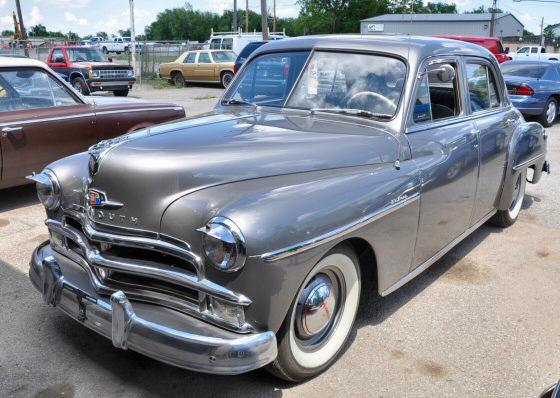 1950 plymouth deluxe 4 door sedan for 1950 plymouth 4 door sedan