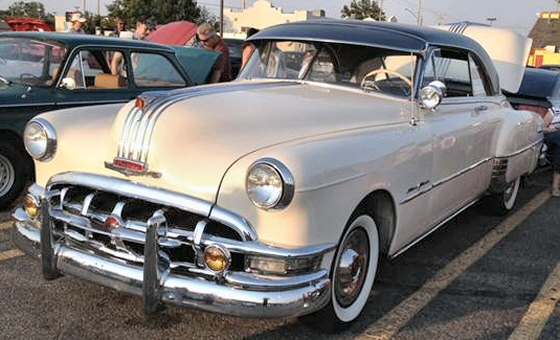 Photo of 1950 Pontiac Catalina 2 Door Hardtop