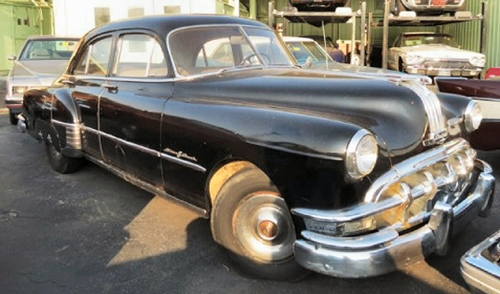 Photo of 1950 Pontiac Chieftain 4DR Sedan With 79k Original Miles