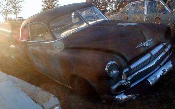 Photo of 1951 Chevrolet Special 2DR Sedan Project